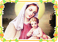Mother Mary with Baby Jesus (Christmas) Screenshot