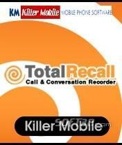 Total Recall S60 Call Recorder Screenshot 2