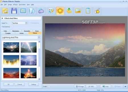 Photo Effects Studio Screenshot 2