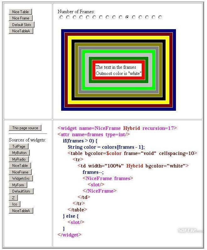 HybridJava Compiler Screenshot 2