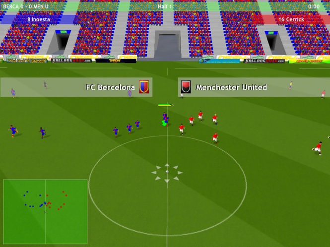 New Star Soccer 4 Screenshot 1