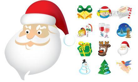Standard Christmas Icons Screenshot 2