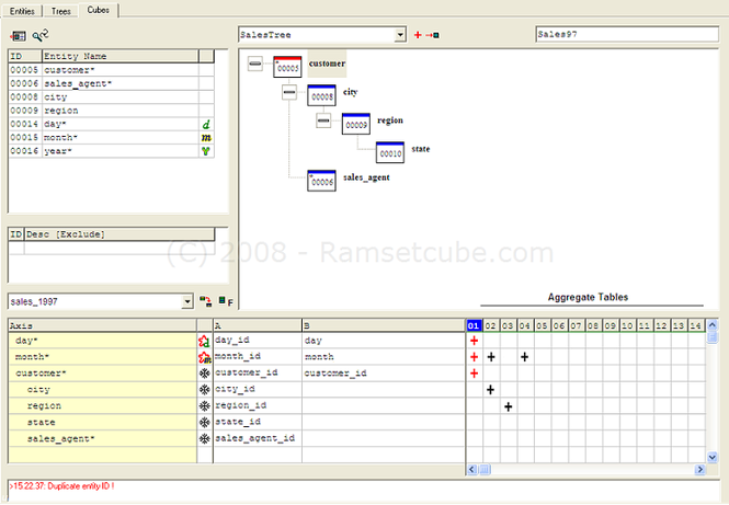 ramsetcube Screenshot