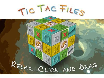 Tic Tac Files Screenshot