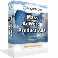 Mass AdWords Product Ads for osCommerce Screenshot