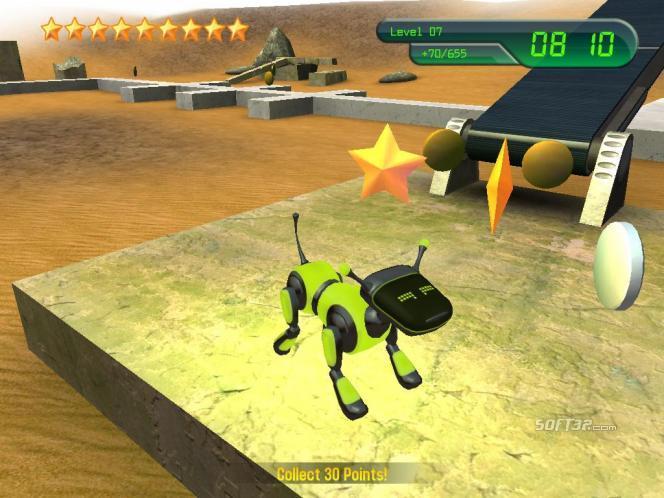 Electro the Robotic Puppy Screenshot 3