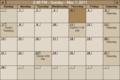 Desktop Events Planner 1