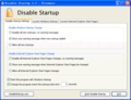 Disable Startup 1