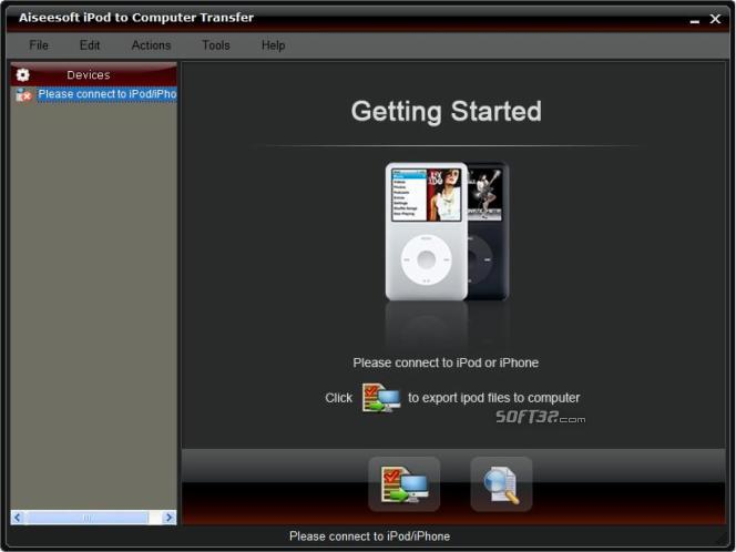 Aiseesoft iPod to Computer Transfer Screenshot 3