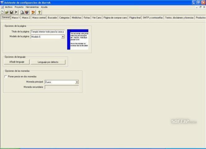 Marrok ShoppingCart Screenshot