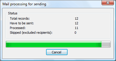 Mail Merge Toolkit Screenshot