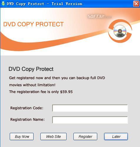 DVD Copy Protect Screenshot 3