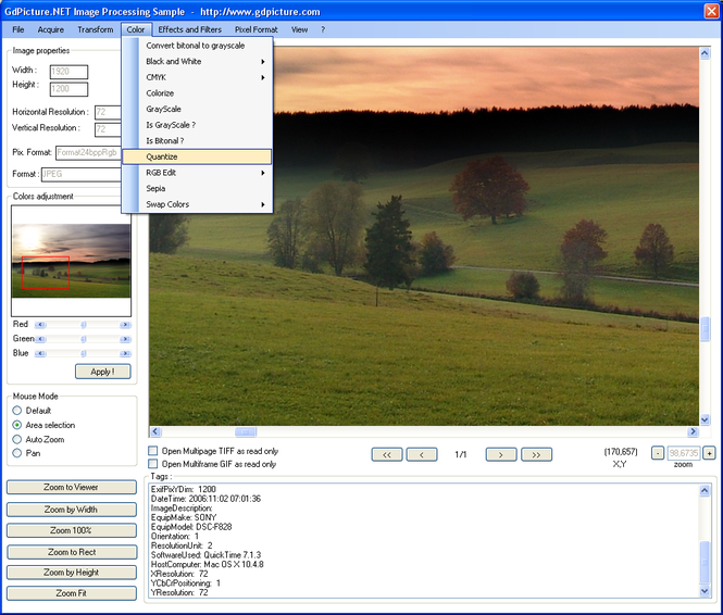 GdPicture.NET - Document Imaging SDK Screenshot 2