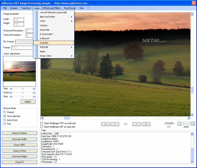GdPicture.NET - Document Imaging SDK Screenshot 3