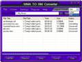 Free WMA TO RM Converter 1
