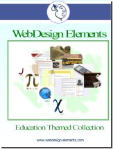 Education Web Elements Screenshot