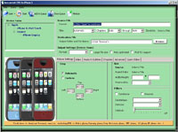 Aceconvert DVD To iPhone Screenshot