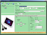 Aceconvert DVD To MP4 Player Screenshot