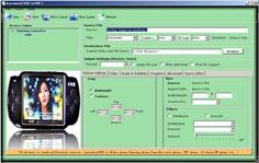 Aceconvert DVD To PSP Screenshot