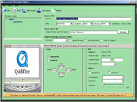Aceconvert DVD To Quick Time Screenshot