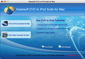 Aiseesoft DVD to iPod Suite for Mac 1