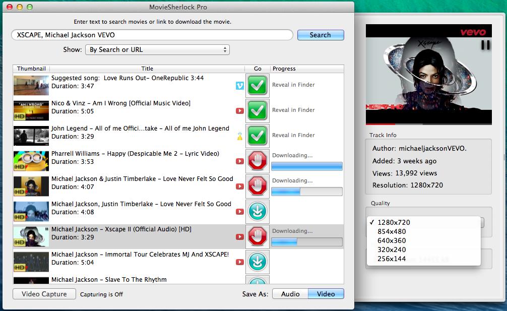 MovieSherlock Screenshot 2