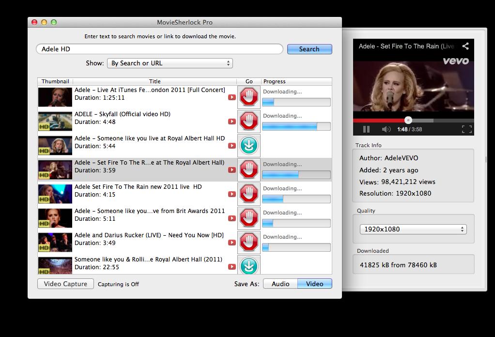MovieSherlock Screenshot 7