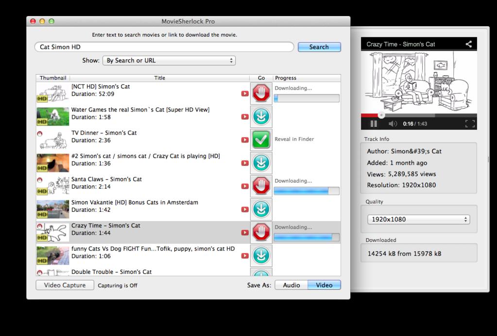 MovieSherlock Screenshot 3