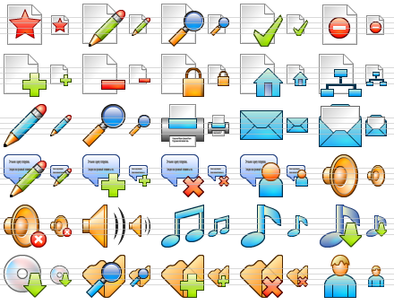 Small Online Icons Screenshot 1