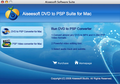 Aiseesoft DVD to PSP Suite for Mac 1