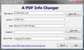 A-PDF INFO Changer 1