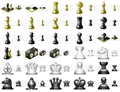 Standard Chess Icons 1