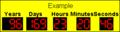 Countdown Clock 1
