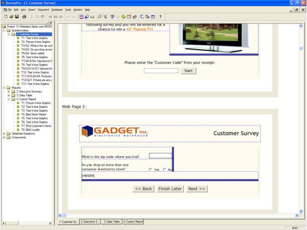SurveyPro Screenshot 1