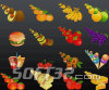 FPS Food Icons Screenshot 2