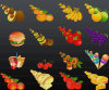 FPS Food Icons Screenshot