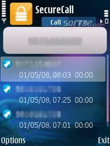 Secure call and SMS Screenshot 2
