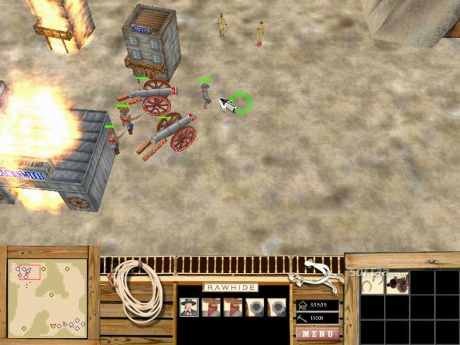 OSU Game - Rawhide Frontier Screenshot 2