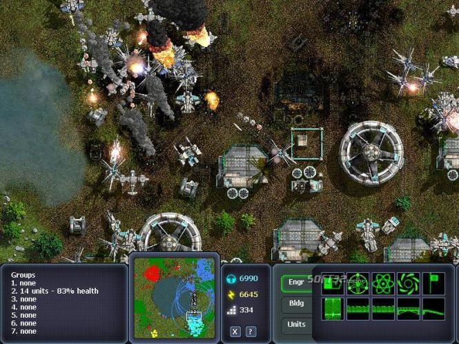 Machines at War Mobile Screenshot 2