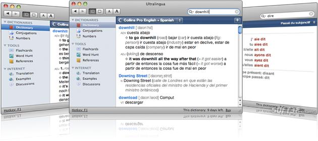 Collins Pro Spanish-English Dictionary Screenshot 2