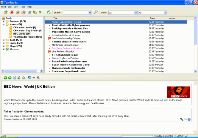 Download RSS Feed Reader 2 5