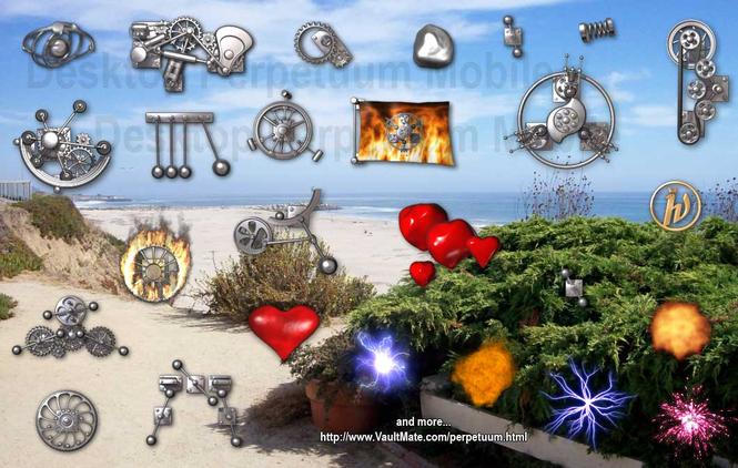 Desktop Perpetuum Mobile Screenshot 1