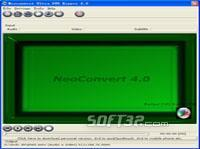 Neoconvert Ultral DVD Ripper Screenshot 3
