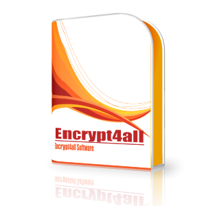 Encrypt4all Screenshot 1