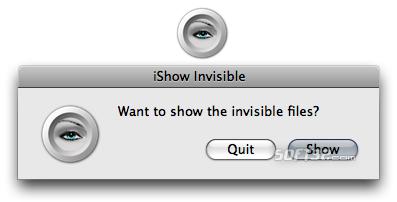 iShow Invisible Screenshot 1