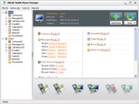 Xilisoft Mobile Phone Manager Screenshot 1