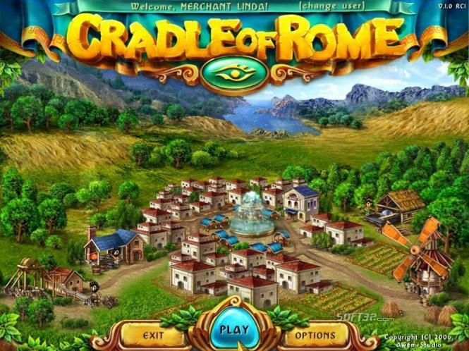 Cradle of Rome for Mac OS X Screenshot 2