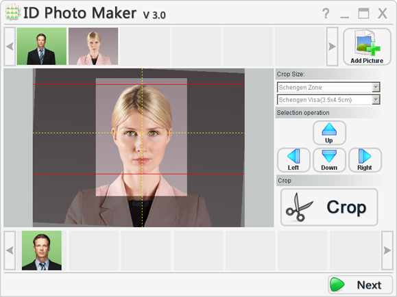 ID Photo Maker Screenshot 1