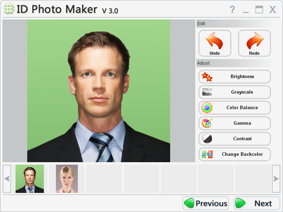 ID Photo Maker Screenshot 2