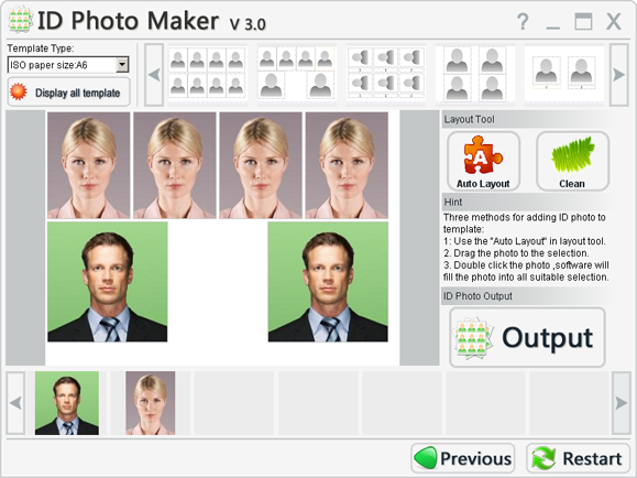 ID Photo Maker Screenshot 4